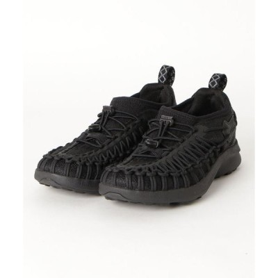 スニーカー KEEN UNEEK SNK W (BLACK)