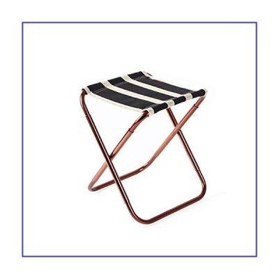 YAZHI-MILA Camping cookware Portable Outdoor Folding Chair, Fishing/Sketch/Rest, Mini Folding Stool, Camping Supplies Trekking Pole (Color :