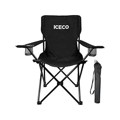 特別価格ICECO Camping Chair for Adults, Ultralight Durable Folding Camp Chair, Port好評販売中