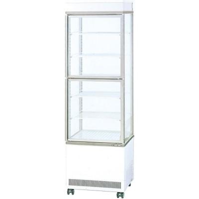 4面ガラスショーケース AGV−400XB | 4-33-036-0021