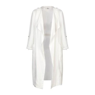 レリッシュ RELISH ライトコート ホワイト 42 指定外繊維(テンセル)® 100% ライトコート