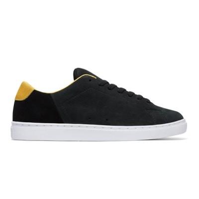 カジュアルシューズ ディーシーシューズ DC Shoes Men's Reprieve SE Shoes ADYS100415 BLACK/YELLOW