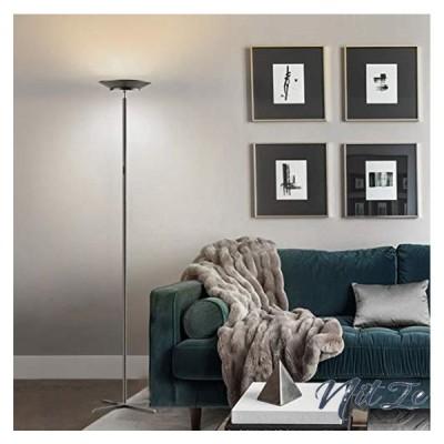 Joly Joy フロアスタンド 上向きフロアランプ 高輝度 30W 3000LM LEDランプ 高天井ライト代替作業なく 調光調色 タッ