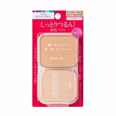 【ネコポス便対応品】アクアレーベル モイストパウダリー(レフィル) ピンクオークル10