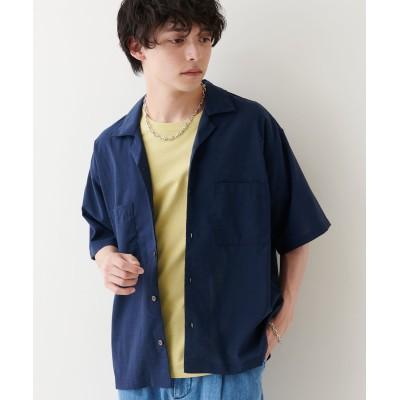ポリラミー半袖シャツ