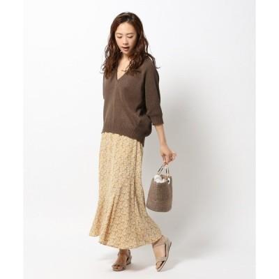 スカート コバナPTマーメイドスカート