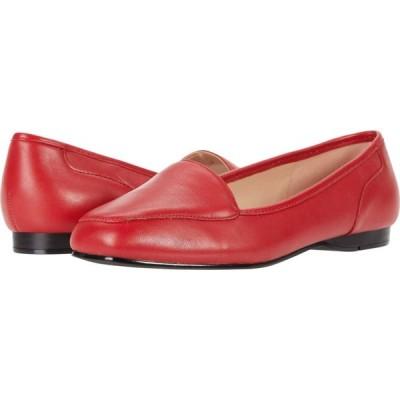 バンドリーノ Bandolino レディース ローファー・オックスフォード シューズ・靴 Liberty New Luxe Red