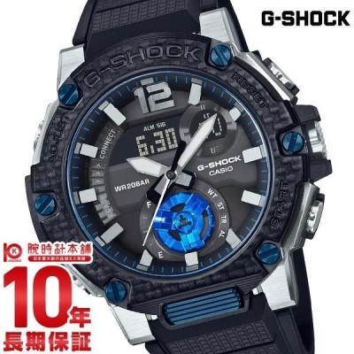 カシオ Gショック G-SHOCK G-STEEL ソーラー Bluetooth  GST-B300XA-1AJF メンズ