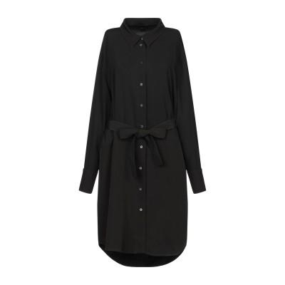 ARMANI EXCHANGE ミニワンピース&ドレス ブラック 6 ポリエステル 100% ミニワンピース&ドレス
