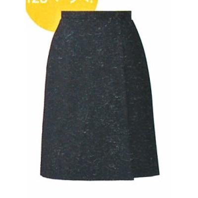 FS45759-9 アジャスター付ラップスカート(M:54cm丈) 全1色 (フォーク FOLK ヌーヴォ NUOVO 事務服 制服)