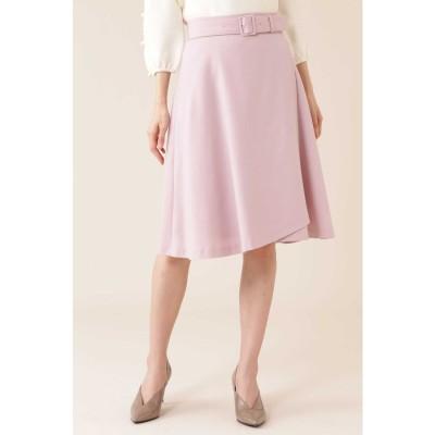 ハイカウントサキソニースカート ピンク