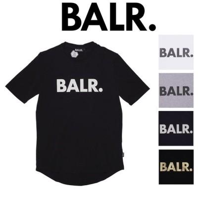 BALR. ロゴ 半袖 Tシャツ ボーラー ブラック ネイビー グレー ホワイト ATHLETIC T-SHIRT B10001