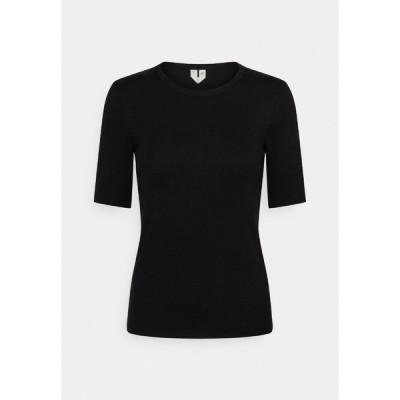 アーケット Tシャツ レディース トップス Print T-shirt - black