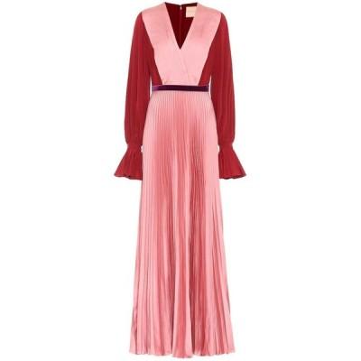 ロクサンダ Roksanda レディース パーティードレス ワンピース・ドレス Silk-crepe dress Rose
