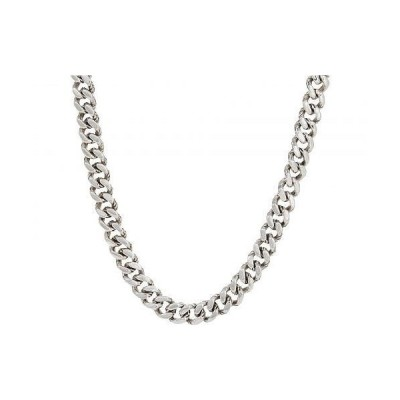 John Hardy メンズ 男性用 ジュエリー 宝飾品 ネックレス Classic Chain Medium Carabiner Curb Link Necklace - Sterling Silver
