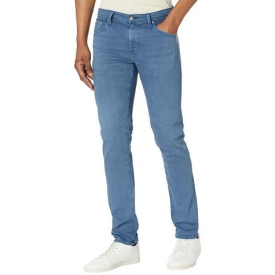 ユニセックス パンツ Tellis Modern Slim Leg Jeans in 7 Years Rio Blue