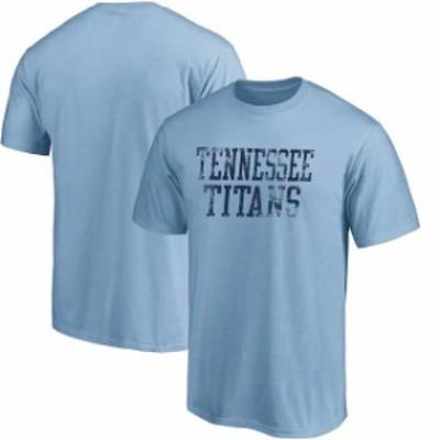 NFL Pro Line by Fanatics Branded エヌエフエル プロ ライン スポーツ用品  NFL Pro Line Tennessee Titans Light Blu