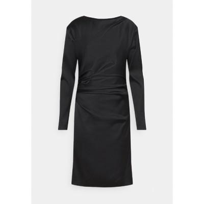 タイガー オブ スウェーデン ワンピース レディース トップス IZLA - Cocktail dress / Party dress - black