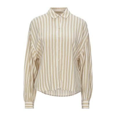 LEVI'S MADE & CRAFTED シャツ サンド S レーヨン 100% シャツ