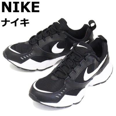 NIKE (ナイキ) AT4522 AIR HEIGHTS エアハイツ スニーカー 003 ブラック/ホワイト NK483