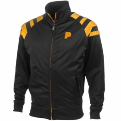 UNK アンク スポーツ用品  Indiana Pacers Black Carmichael Track Jacket