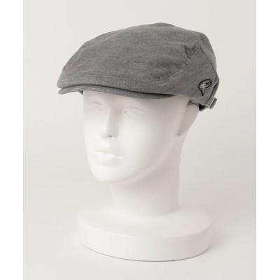 BEAMS MEN / BEAMS GOLF PURPLE LABEL / コーデュロイ ハンチング キャップ MEN 帽子 > キャップ