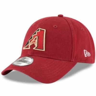 New Era ニュー エラ スポーツ用品  New Era Arizona Diamondbacks Red Core Fit 49FORTY Fitted Hat