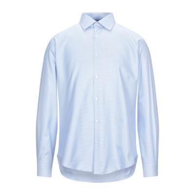 アリーニ AGLINI シャツ スカイブルー 41 コットン 100% シャツ