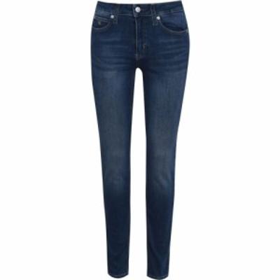 カルバンクライン Calvin Klein Jeans レディース ジーンズ・デニム ボトムス・パンツ 011 Mid Rise Skinny Jeans ZZ MID BLU