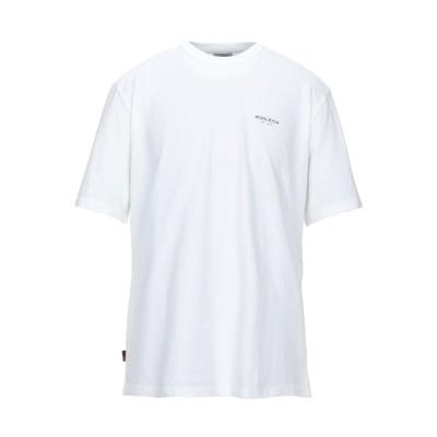 ウールリッチ WOOLRICH T シャツ ホワイト L コットン 100% T シャツ
