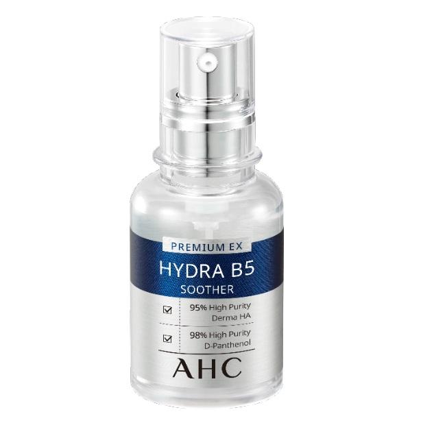 AHC 瞬效保濕B5微導 玻尿酸精華 30ML