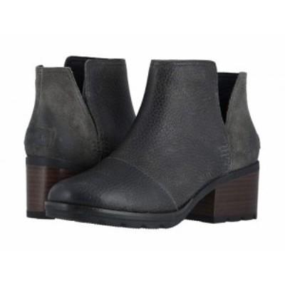 SOREL ソレル レディース 女性用 シューズ 靴 ブーツ アンクル ショートブーツ Cate(TM) Cut Out Quarry【送料無料】