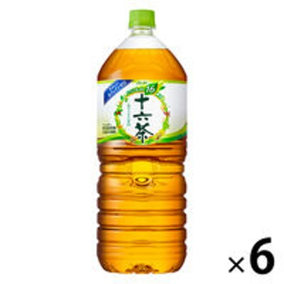 アサヒ飲料アサヒ飲料 十六茶 2.0L 1箱(6本入)