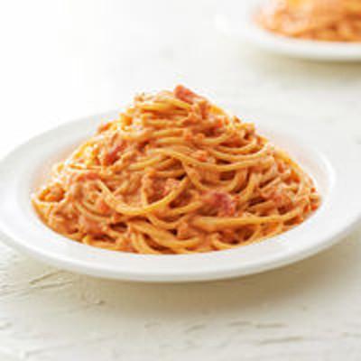 良品計画無印良品 素材を生かしたパスタソース 紅ずわい蟹のトマトクリーム 110g(1人前) 82143591 良品計画 <化学調味料不使用>