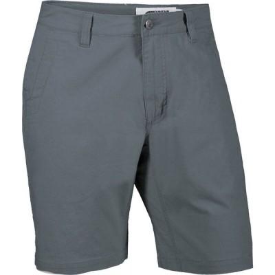 マウンテンカーキス Mountain Khakis メンズ ショートパンツ ボトムス・パンツ All Mountain Utility Slim Fit Short Woodland