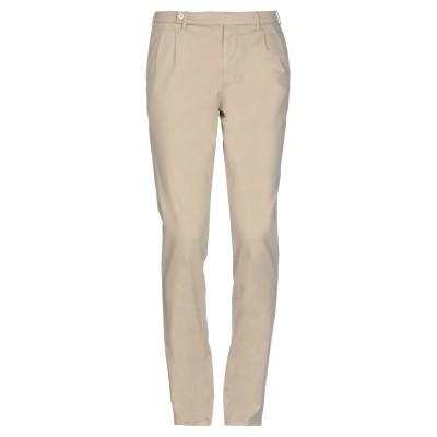 ベルウィッチ BERWICH パンツ ベージュ 52 コットン 85% / シルク 11% / ポリウレタン 4% パンツ