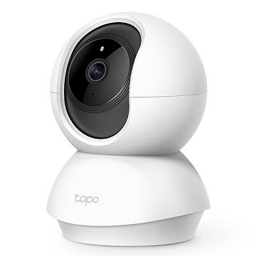 TP-LINK 旋轉式家庭安全防護 Wi-Fi 攝影機(Tapo C200)