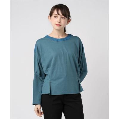 tシャツ Tシャツ シルケット同色プルオーバー(LC)