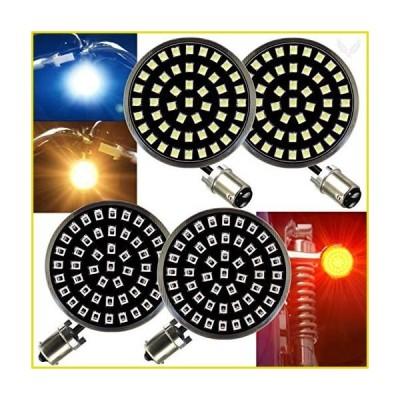 送料無料 テールライト Eagle Lights Generation II ミッドナイトエディションキット No Lenses 8748TS-1156R-G2B-4