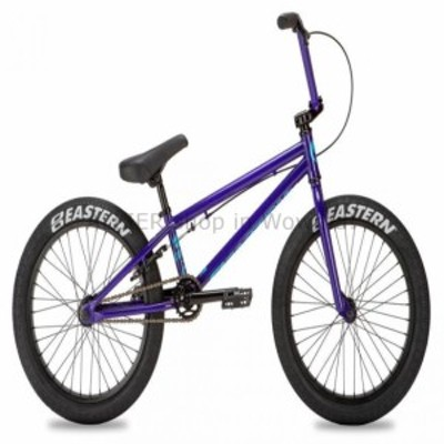 "BMX 2019イースタンコブラ20 ""BMXバイクパープルコンプリートBMX自転車  2019 Eastern Cobra 20"