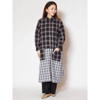 チャイハネ ノブショーシャツ 公式 エスニック アジアン ファッション アウター/カーデ CAA-9103