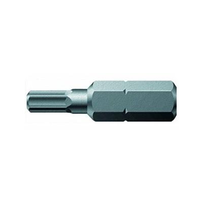 """特別価格Wera Series 1 840/1 Z Sheet Metal Bit, Hexagon 4mm Head x 1/4"""" Drive (Pack 好評販売中"""