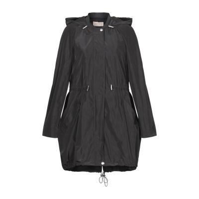 KAOS JEANS ライトコート ブラック 40 ポリエステル 100% / ポリウレタン® ライトコート