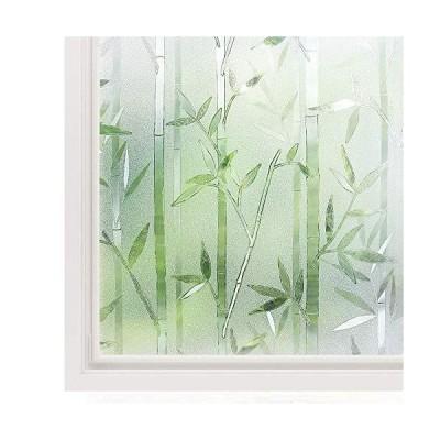 Rabbitgoo 窓 めかくしシート ガラス 窓用 フィルム 目隠し 遮光 断熱 結露防止 リメイク 日よけ 風呂 浴室 食器棚