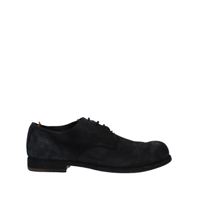 OPEN CLOSED  SHOES レースアップシューズ ブラック 41 革 レースアップシューズ