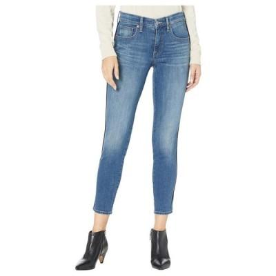 ラッキーブランド レディース デニムパンツ ボトムス Mid-Rise Ava Skinny Jeans in Foxcroft
