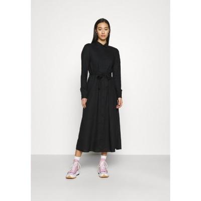 オンリー ワンピース レディース トップス ONLESTER DRESS - Day dress - black