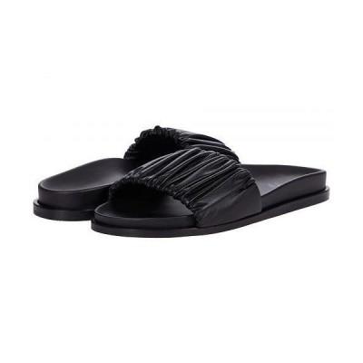 Aquatalia アクアタリア レディース 女性用 シューズ 靴 サンダル Iva - Black Nappa
