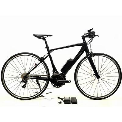 ● ヤマハ YAMAHA YPJ-C PW70CM 2.4Ah 予備バッテリー付属 SORA 2016年モデル E-BIKE 電動アシスト自転車 Mサイズ ブラック