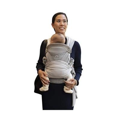 【送料無料】Boppy ComfyChic Hybrid Baby Carrier, 4 Carrying Positions, Pearl【並行輸入品】